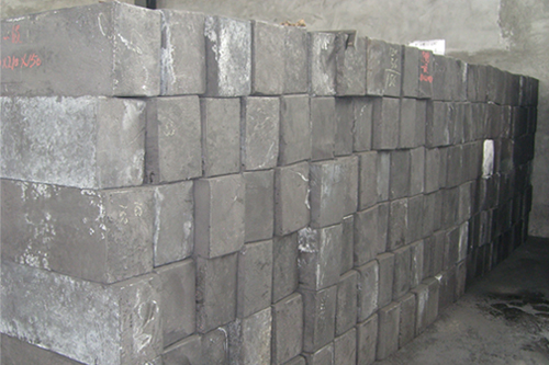 MOULDED GRAPHITE